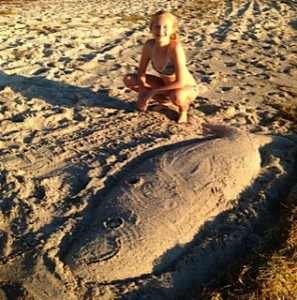 Play on the sandy beaches!